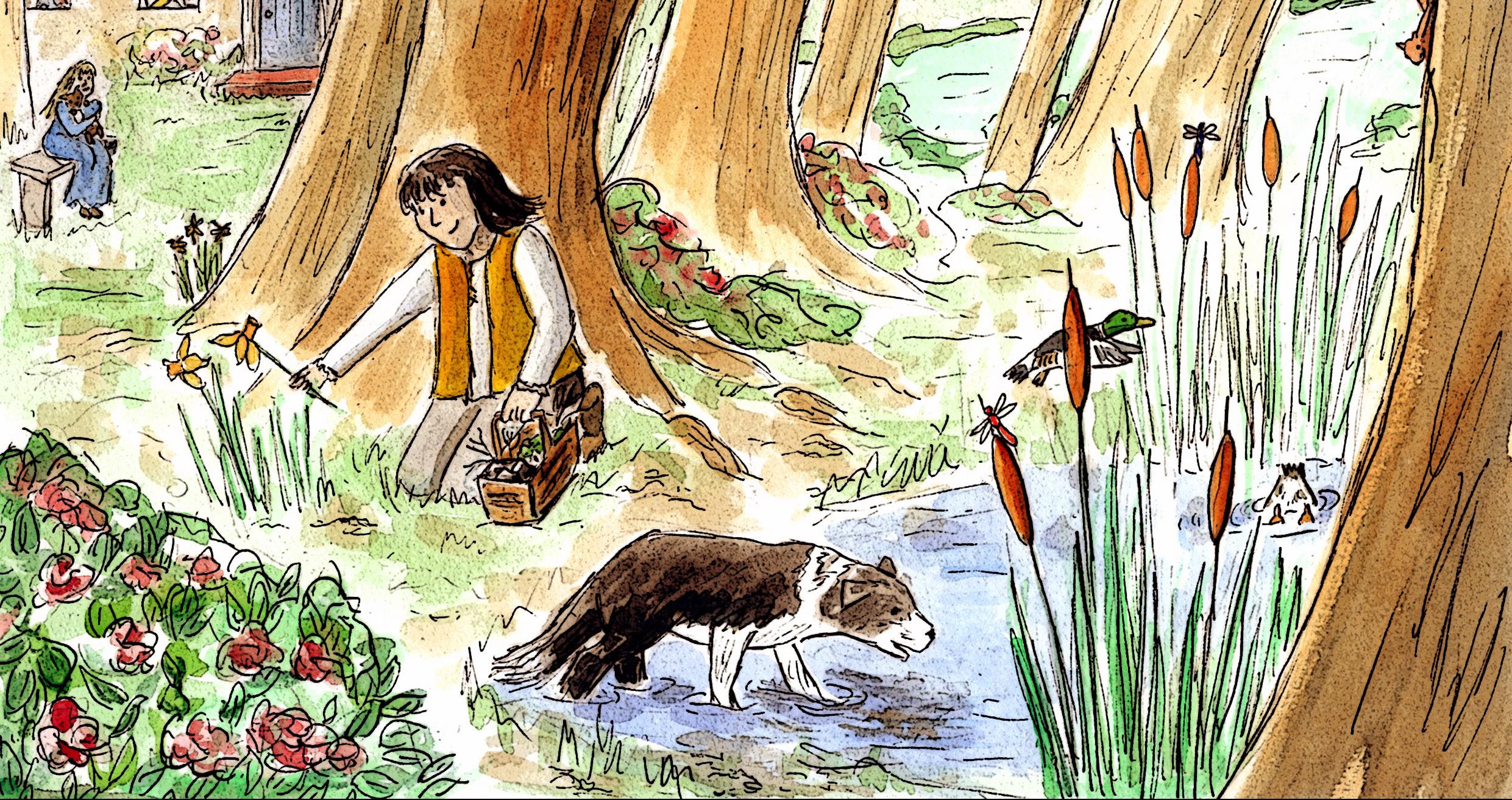 picture-1-woodland-scene-e1451320495556